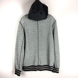 13891f2f89 lululemon athletica Sweaters - Lululemon Le Hoodie Heathered Full ZIP Jacket